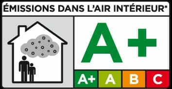 logo A+ NF environnement