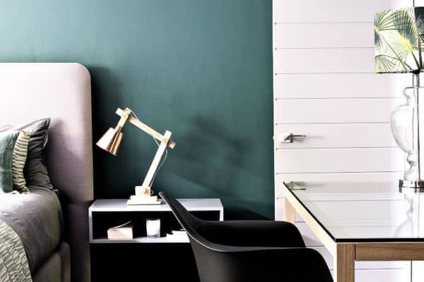 peinture verte : conseils déco réussie