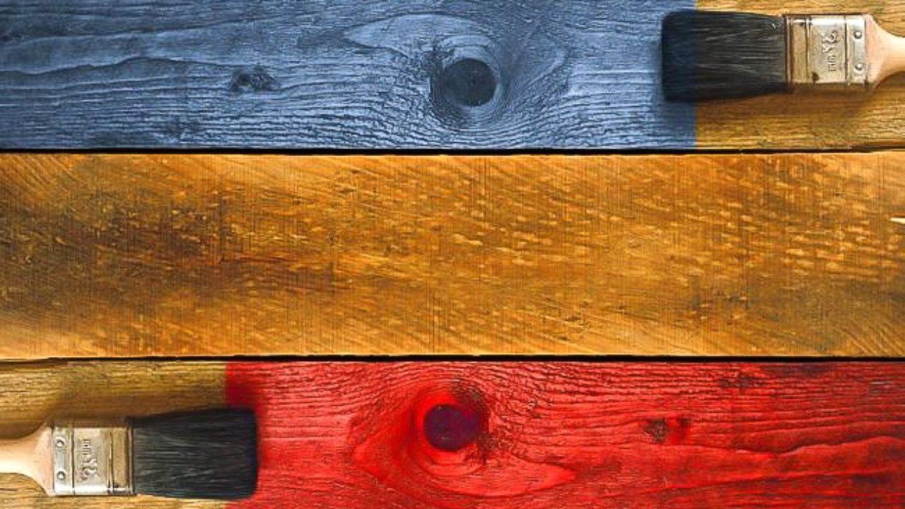 Vernis Ou Vitrificateur Sur Un Meuble Peint peindre sur du bois : grandes étapes et conseils - monsieur