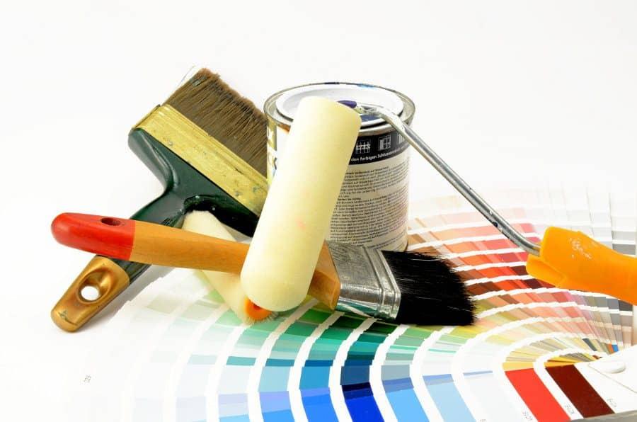 Repeindre Son Appartement  La Liste De Courses  Monsieur Peinture