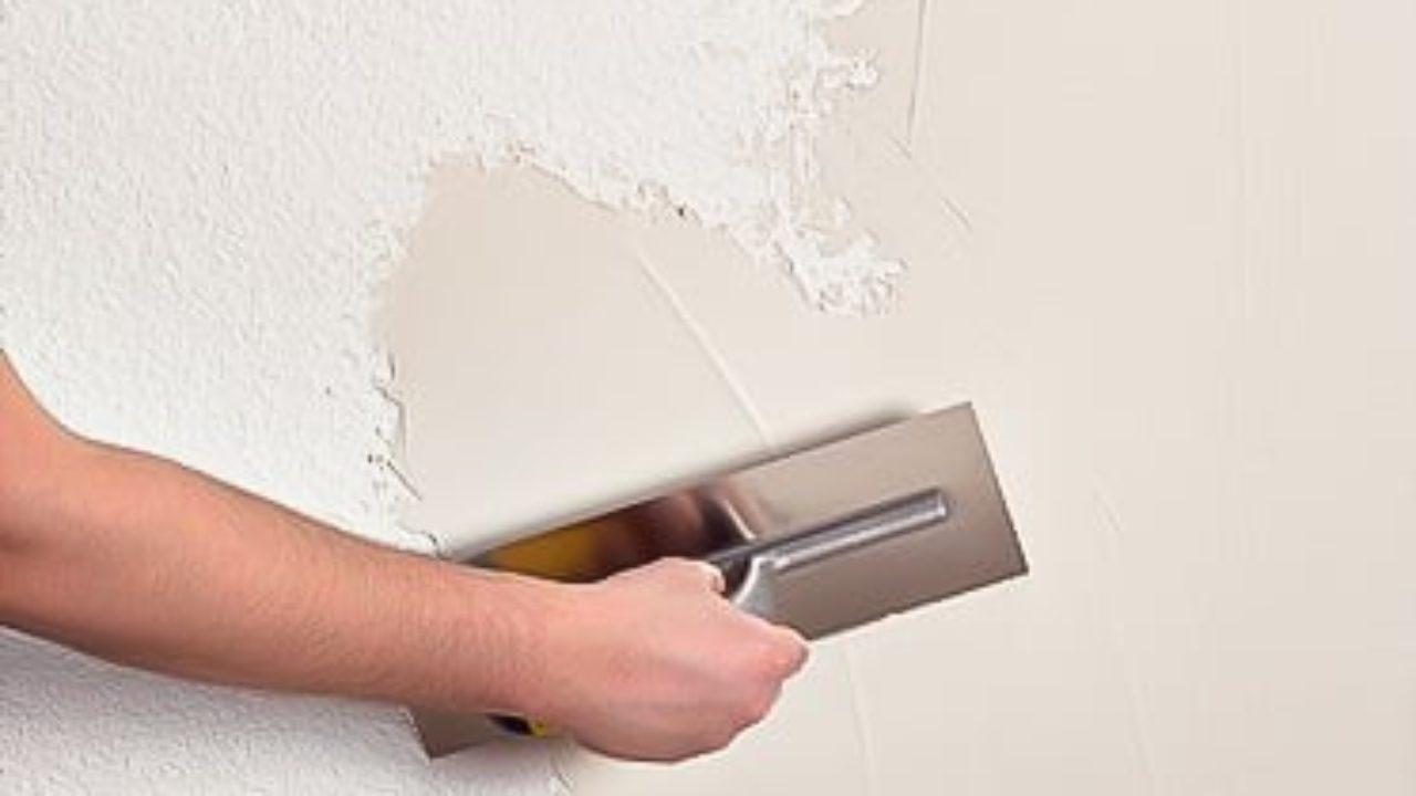 Spatule Décoller Papier Peint peindre ou retirer une toile de verre : nos conseils