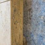 Rénovation salle de bain avec peintures décoratives