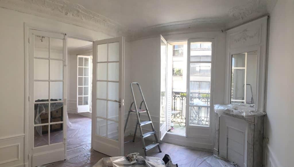 combien de temps pour peindre une pi ce monsieur peinture. Black Bedroom Furniture Sets. Home Design Ideas