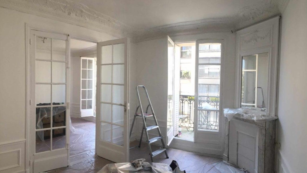 Comment Deplacer Un Meuble Lourd Sur Du Carrelage combien de temps pour peindre une pièce ? - monsieur peinture