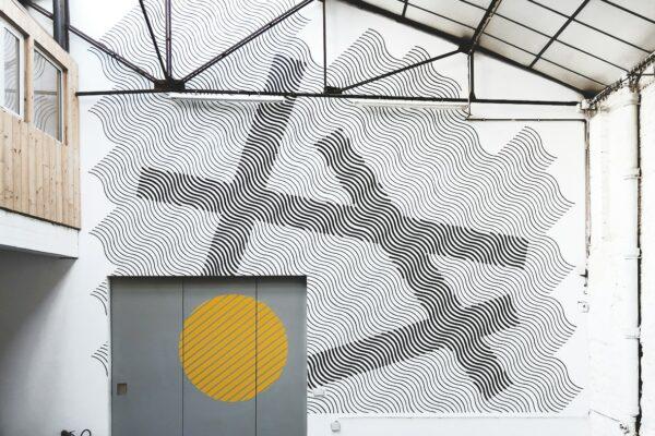 Top 10 : Le street art dans les bureaux : Alex Pariss