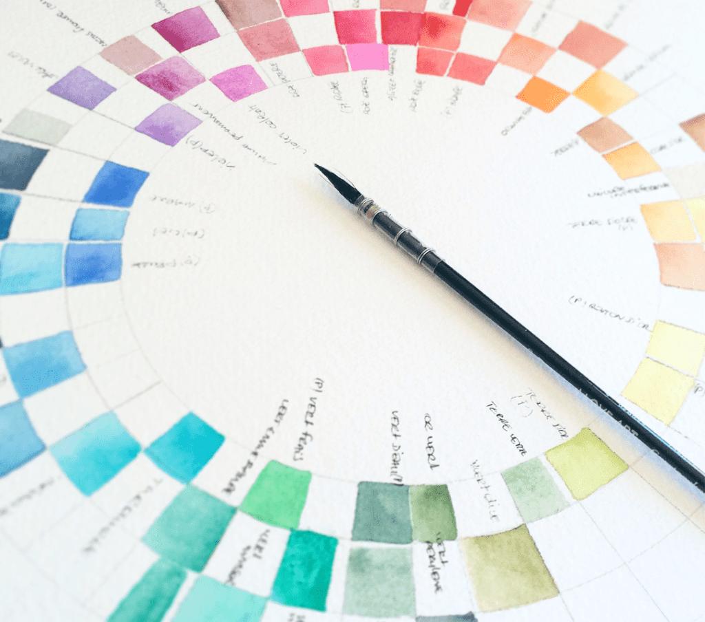 Comment réussir ses associations de couleurs en peinture ?