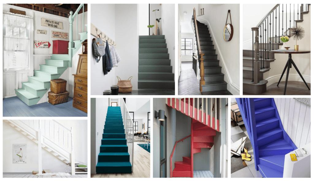 Comment Peindre Sa Cage D Escalier Monsieur Peinture