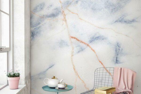 Comment créer un faux marbre en peinture
