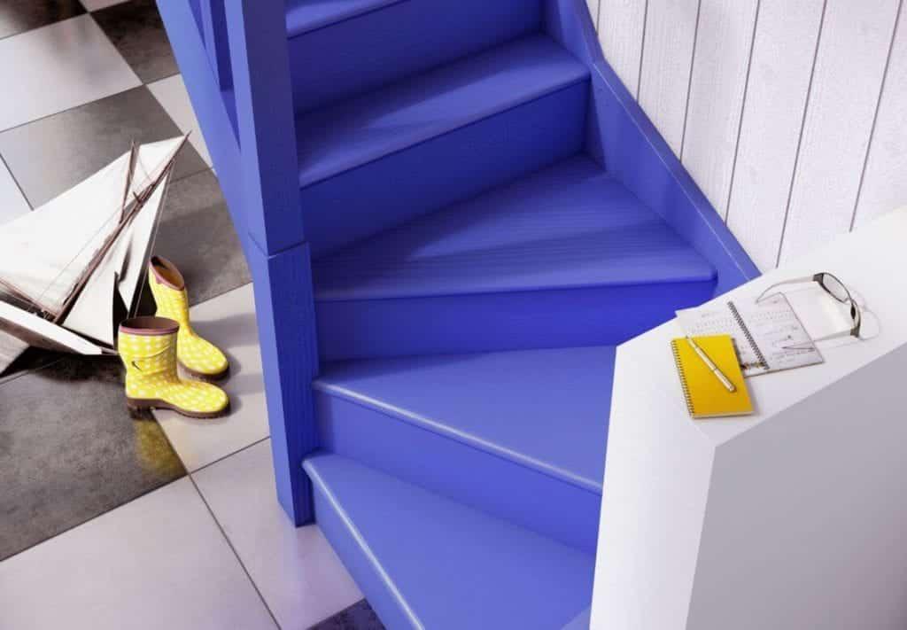 Comment peindre les marches de votre escalier ?