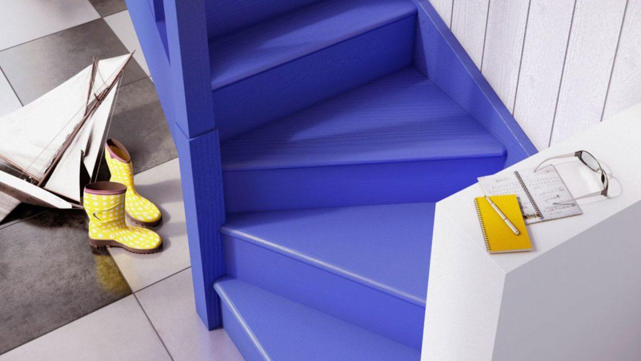 Vitrificateur Escalier Apres Peinture comment peindre sa cage d'escalier ? - monsieur peinture
