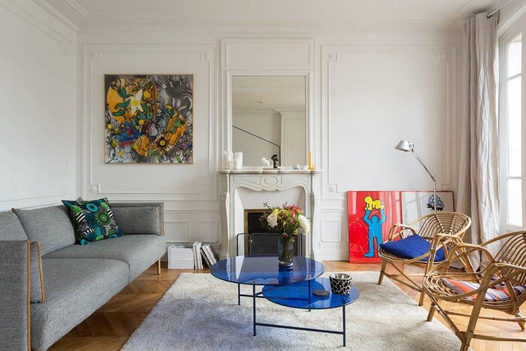 Travaux de rénovation dans un appartement à Paris 18