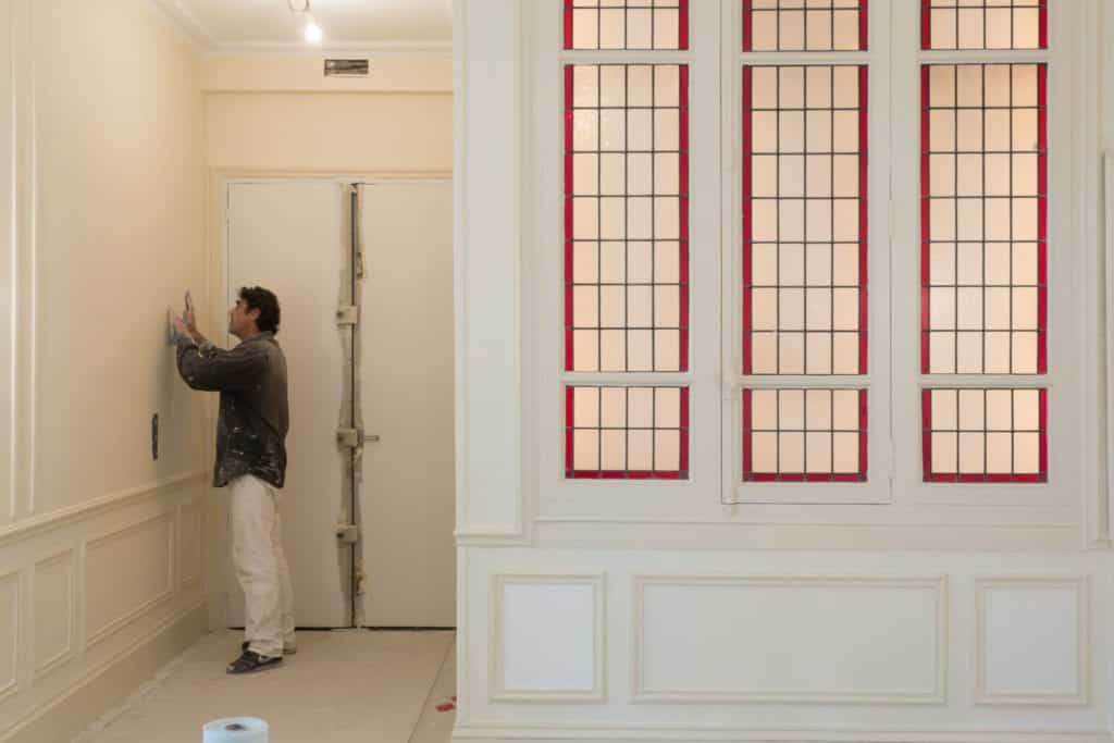 Remise à neuf bel appartement parisien