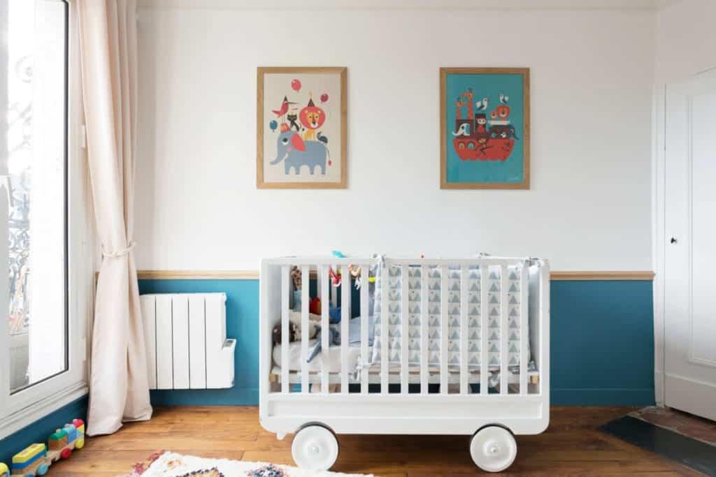 chambre enfant non toxique