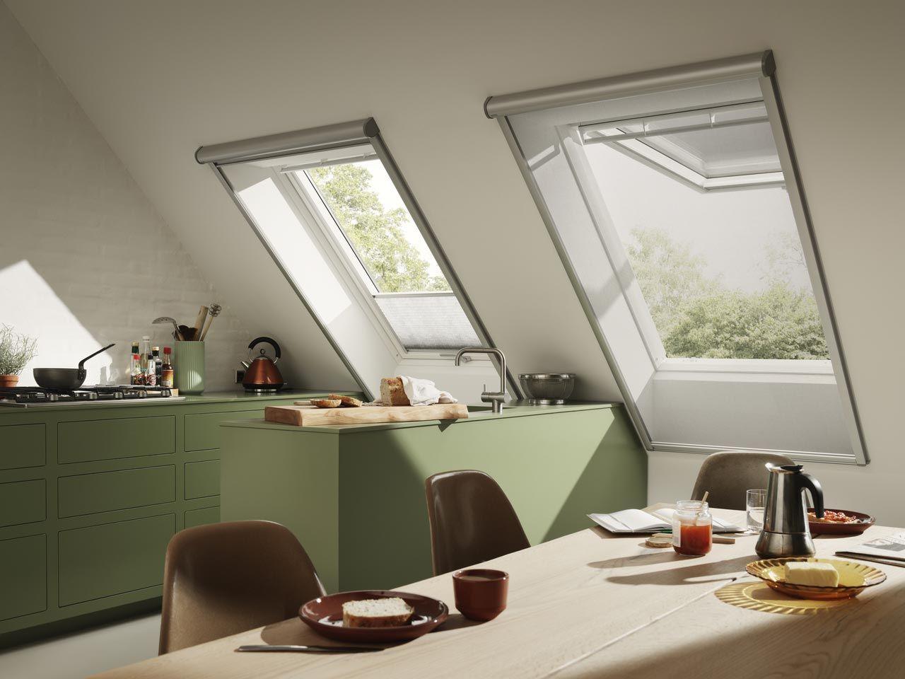 Velux : bien choisir sa fenêtre de toit